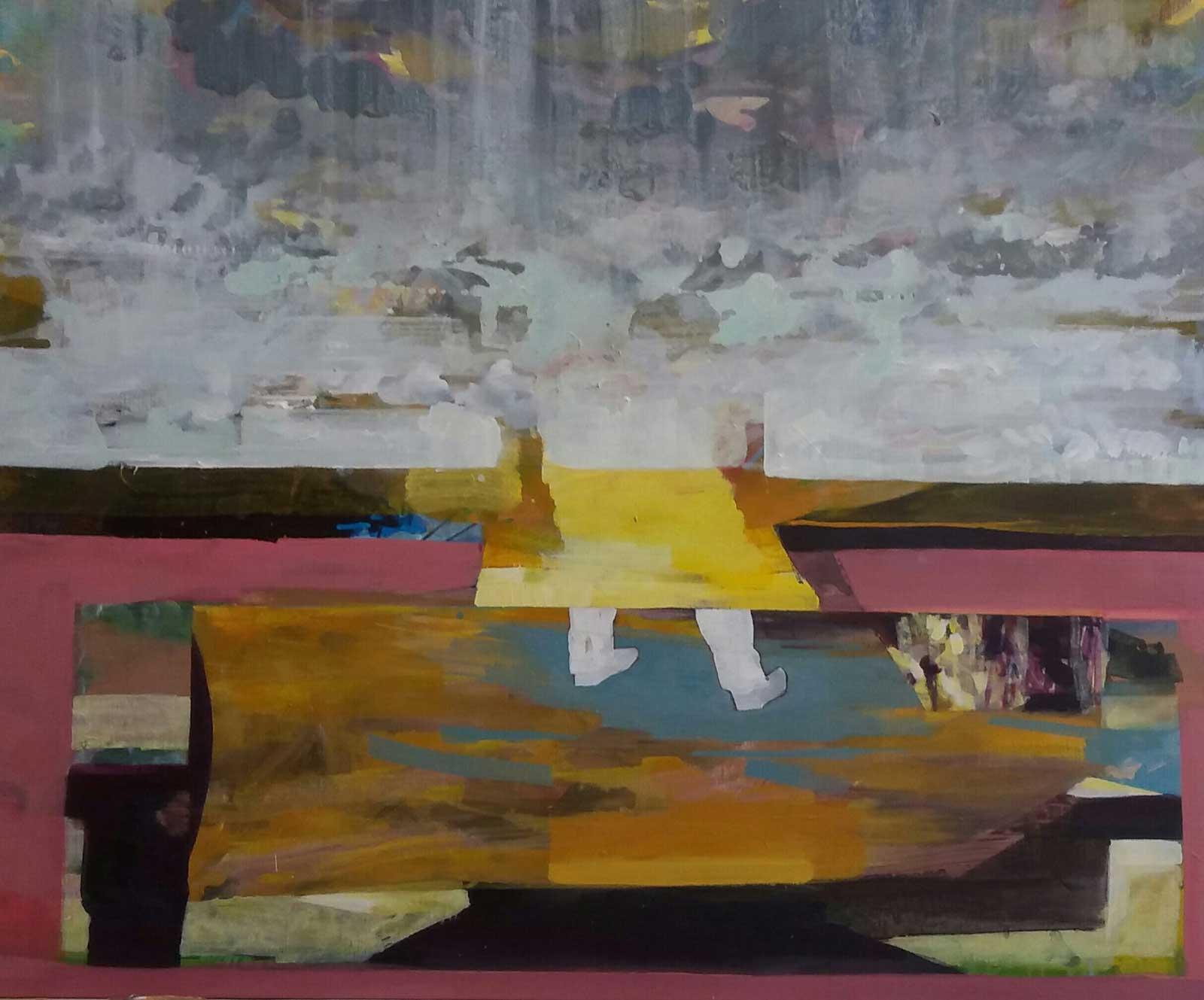 Yvonne Schroeten - 'Not here, not now'