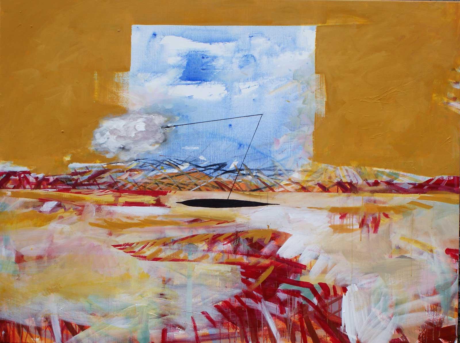 Yvonne Schroeten - 'Eilanden'